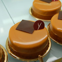 キャラメルタルト / Tarte aux caramel